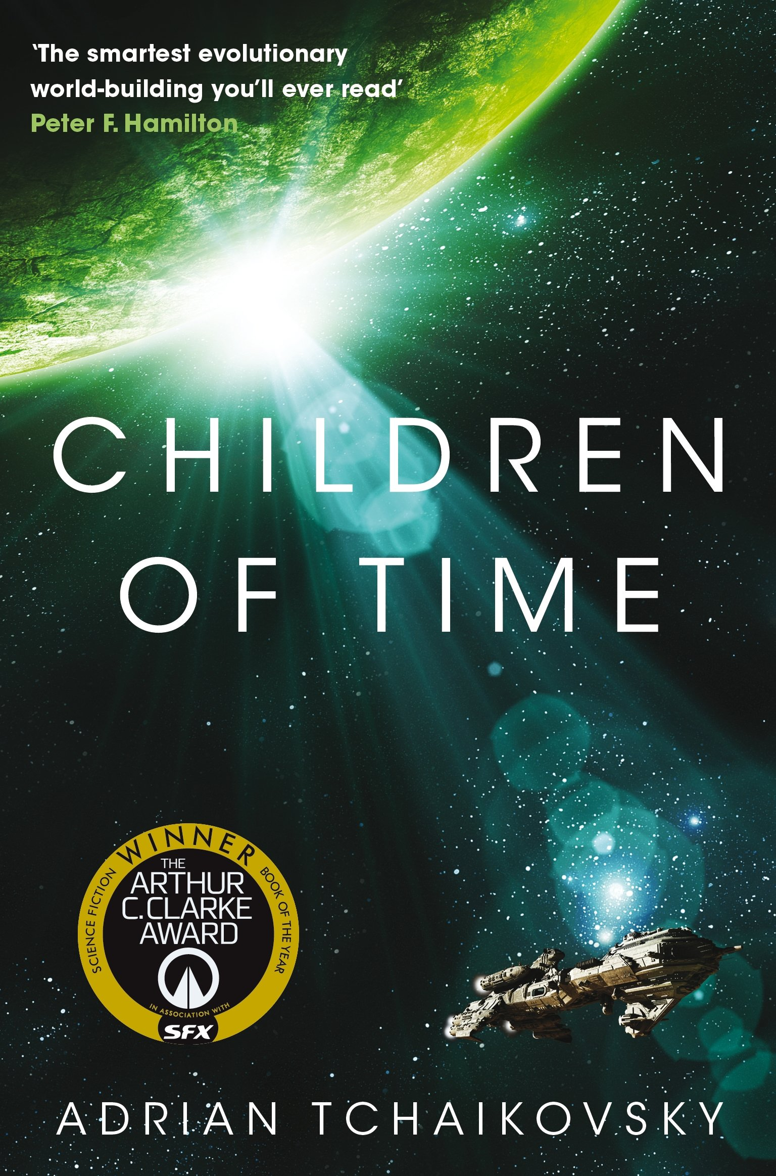 Buy Children Of Time Book Online At Low Prices In India  Children Of Time  Reviews & Ratings  Amazon