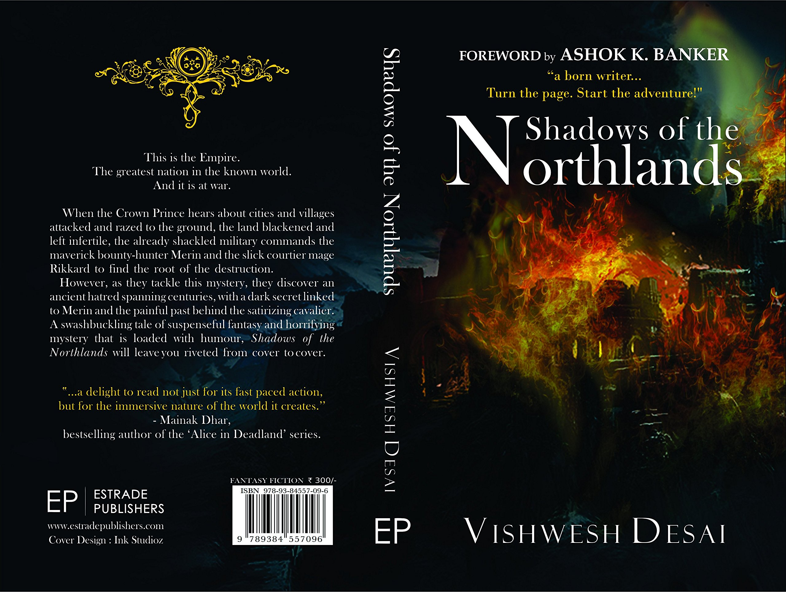 Buy Shadows Of The Northlands Book Online At Low Prices In India  Shadows  Of The Northlands Reviews & Ratings  Amazon