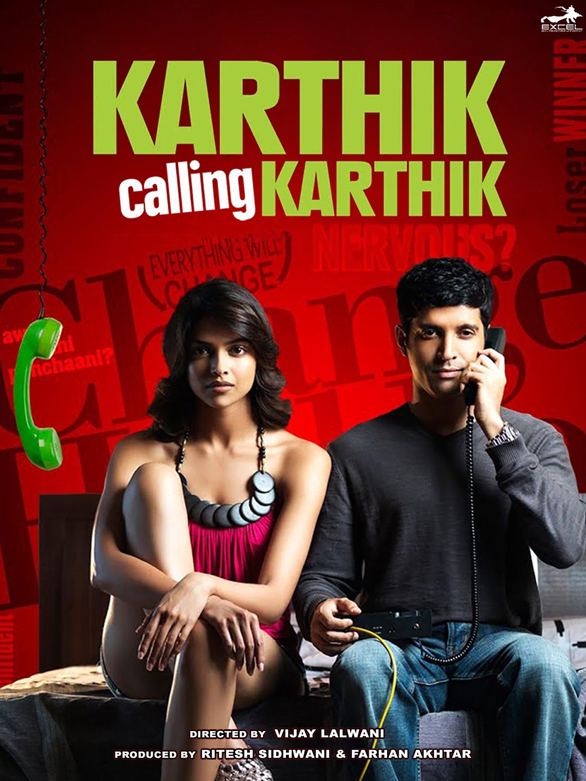 Karthik Calling Karthik on Amazon Prime Instant Video UK