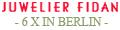 Juwelier Fidan | 6x in Berlin & 24h online