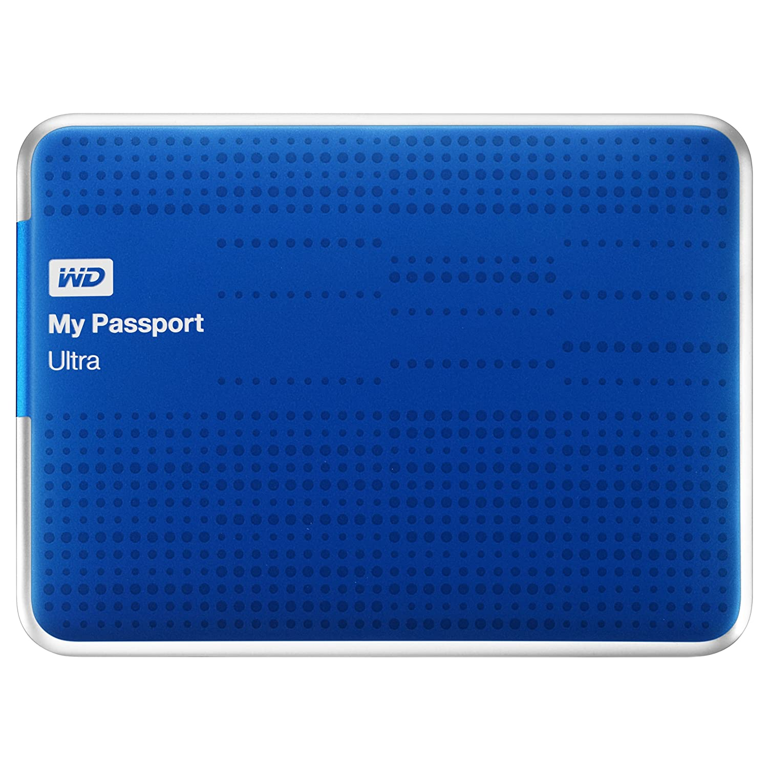 Disque dur externe WESTERN DIGITAL MY PASSPORT ULTRA WDBZFP0010BBL BLEU 1TO