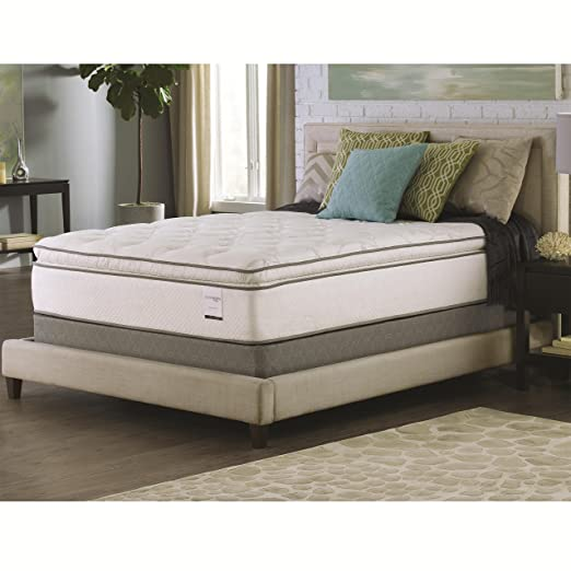 Bali Full Size Pillow Top Mattress by Coaster Furniture