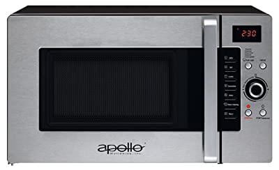 Apollo AD-34-CTS/B, Half Time Convection Microwave Via Amazon