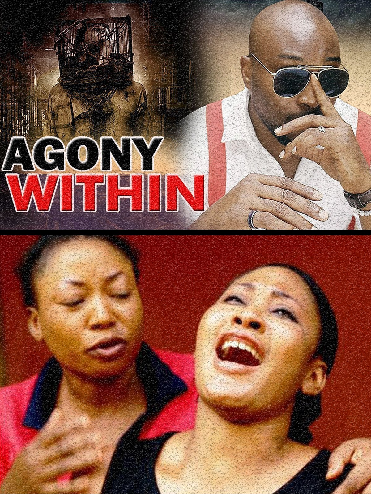 Agony Within on Amazon Prime Instant Video UK