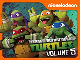 Teenage Mutant Ninja Turtles Season 5 [HD]