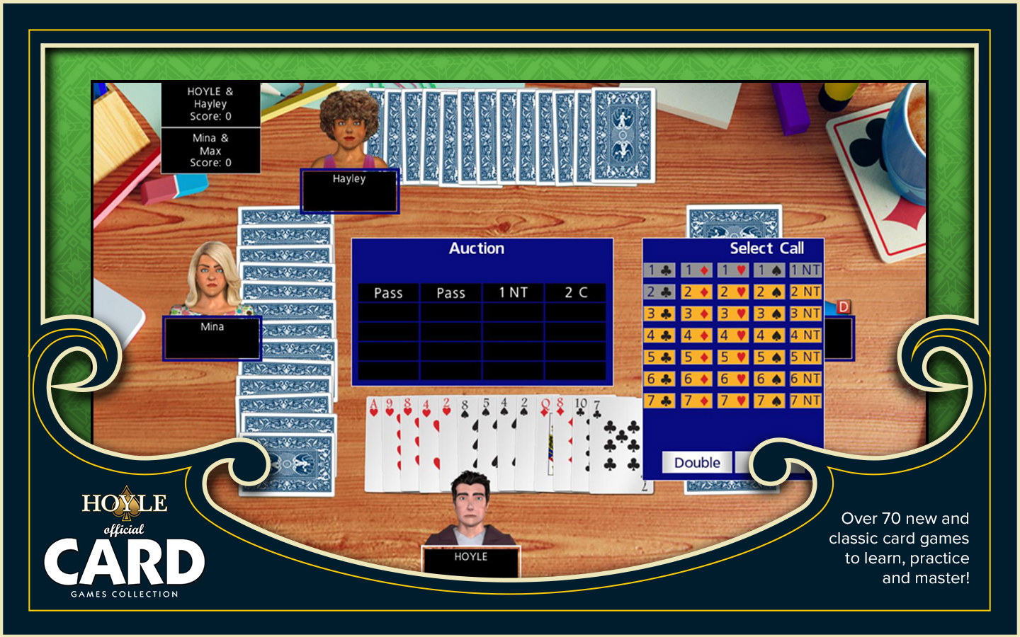 Hoyle Official Card Games Steam PC Online Game Code ...
