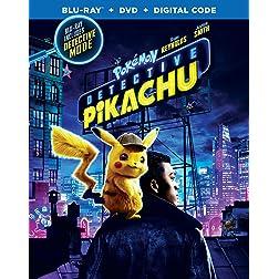 Pokemon Detective Pikachu [Blu-ray]
