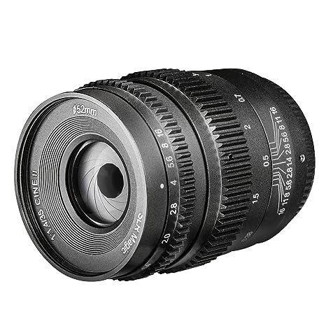 SLR magique 35mm Cine II f / 1.4 pour Fuji X-