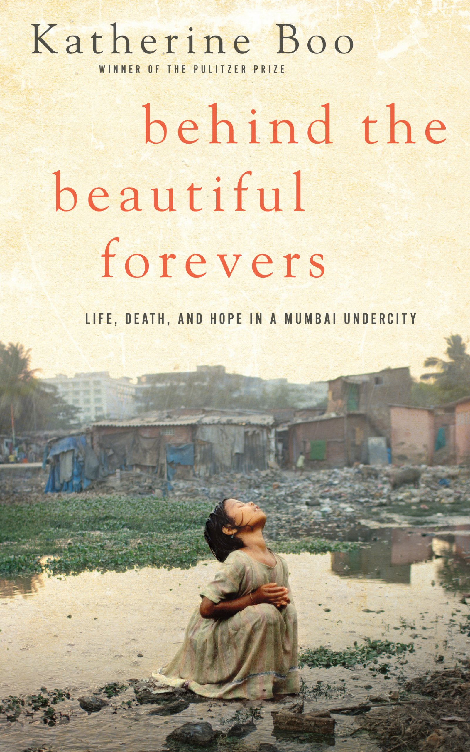 Monday Bookgroup: Behind the Beautiful Forevers