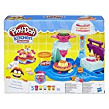 Play-Doh Cake Party (Color: Brown)