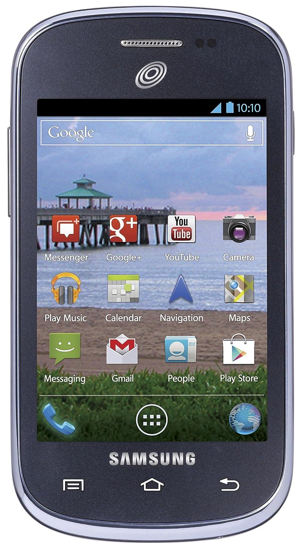 Samsung Galaxy Centura Android Prepaid Phone (Net10)