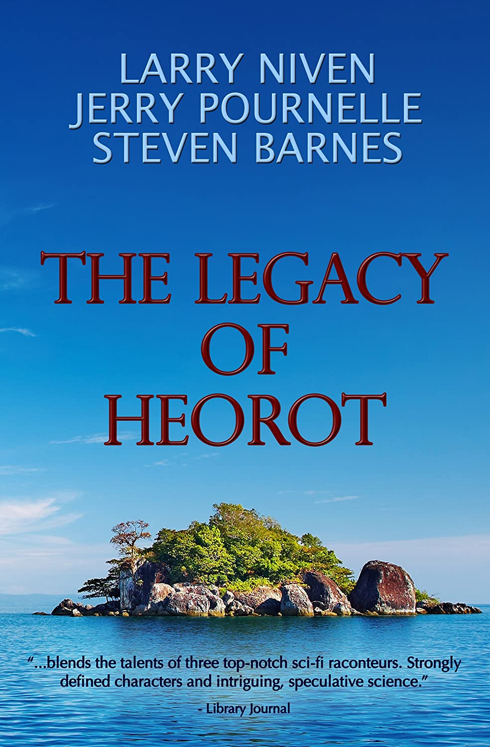 The Legacy of Heorot ラリー・ニーヴン