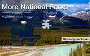 More National Park Jigsaws by PuzzleBoss