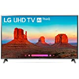LG Electronics 86UK6570PUB 86-Inch 4K Ultra HD Smart LED TV (2018 Model) (Color: Grey, Tamaño: 86-inch)