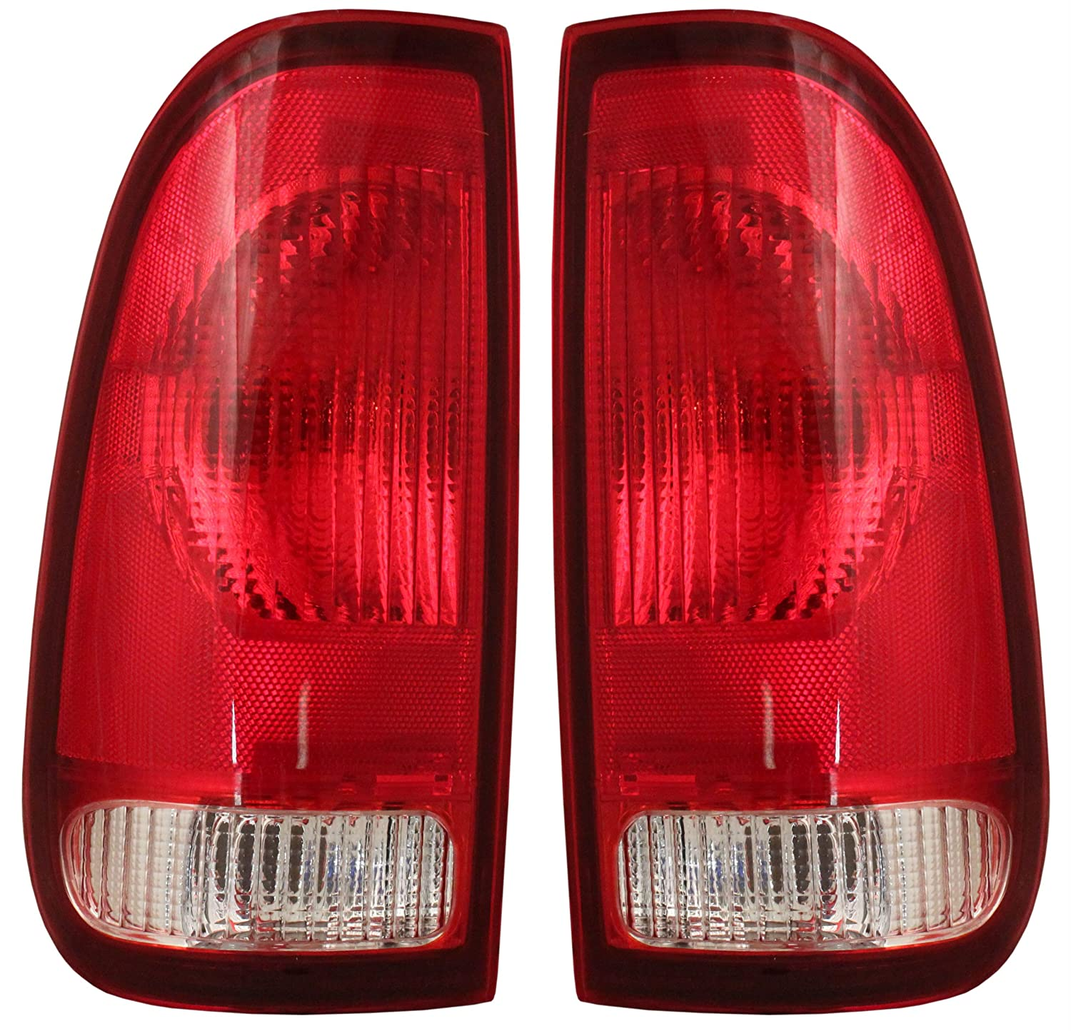 EAGLE EYES PAIR SET RIGHT & LEFT REAR/BACK TAIL LIGHTS TAILLIGHTS TAIL LAMPS ...