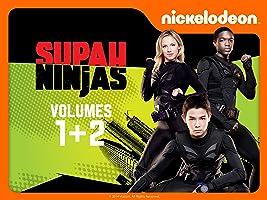 Supah Ninjas! Volumes 1 & 2 [HD]