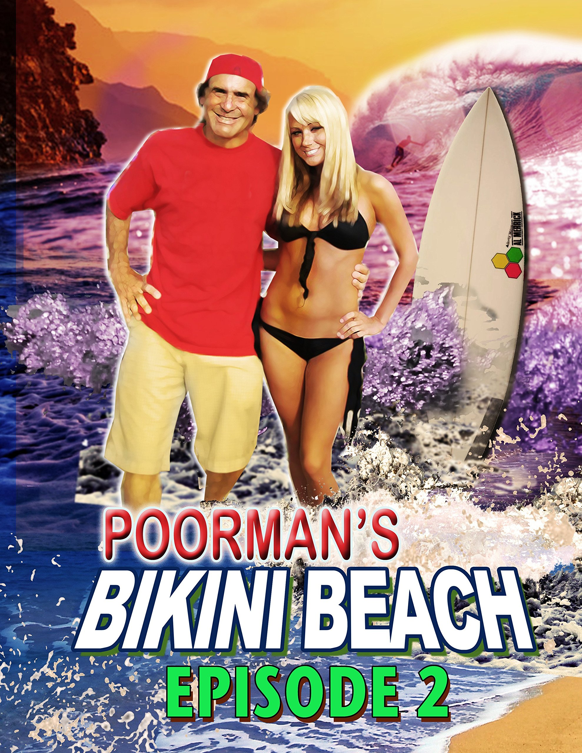 Poorman's Bikini Beach Episode 2 on Amazon Prime Video UK