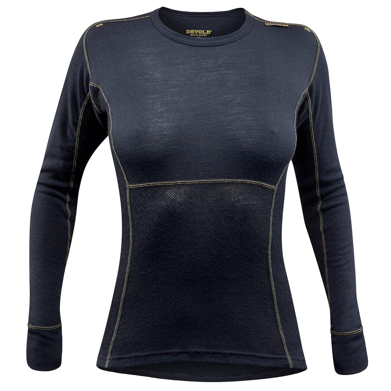 DEVOLD Damen – Shirt – WOOL MESH – black jetzt kaufen