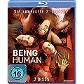 Being Human - Die komplette 2. Staffel [Blu-ray]