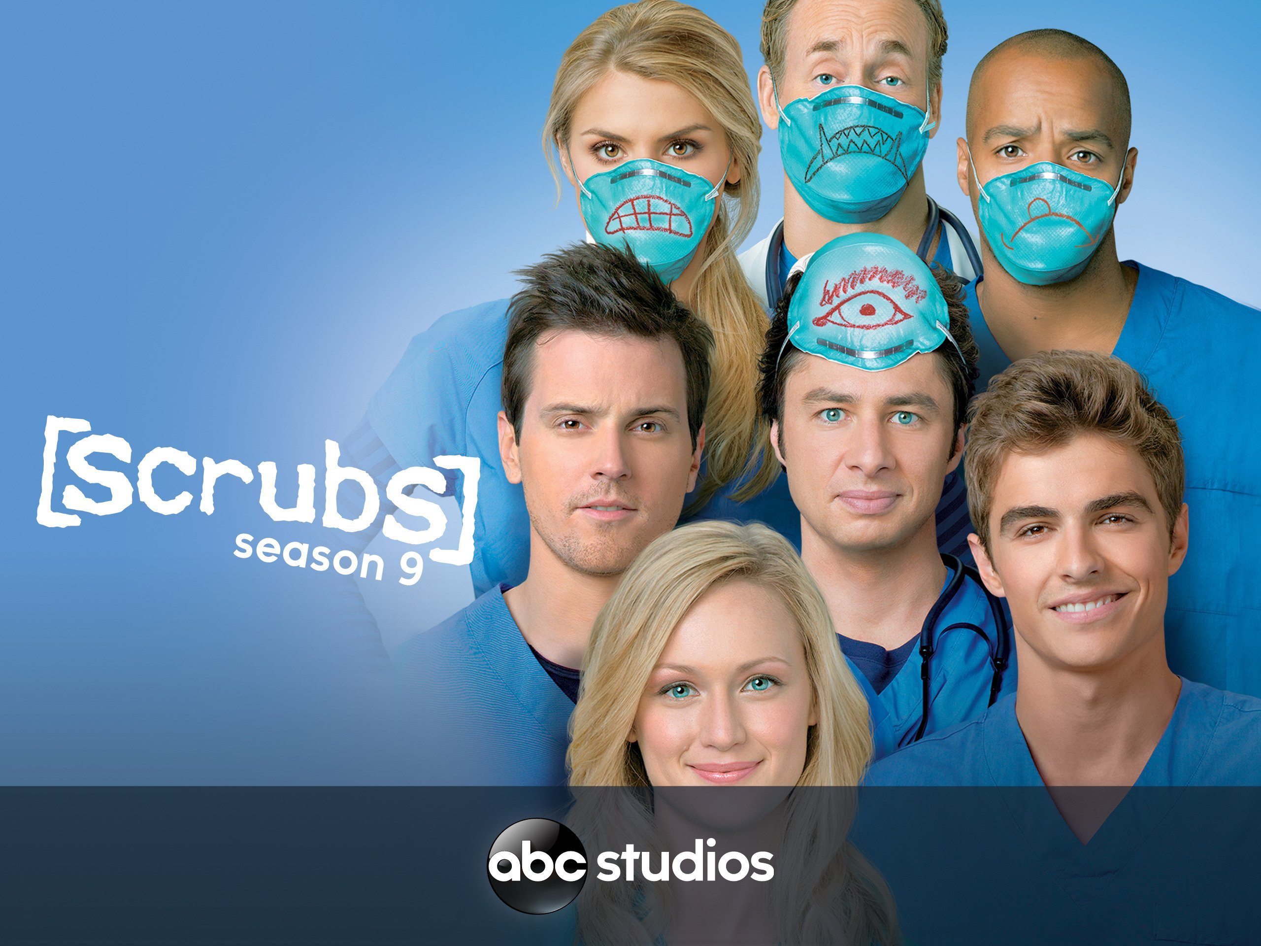 Scrubs - Season 9