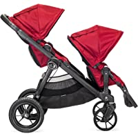 Baby Jogger City Select Black-Frame Second Seat Kit (Red)