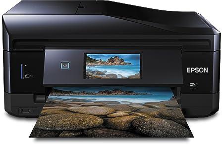 Epson Expression Premium XP-820 imprimante multifonction jet d'encre Wifi, Epson connect