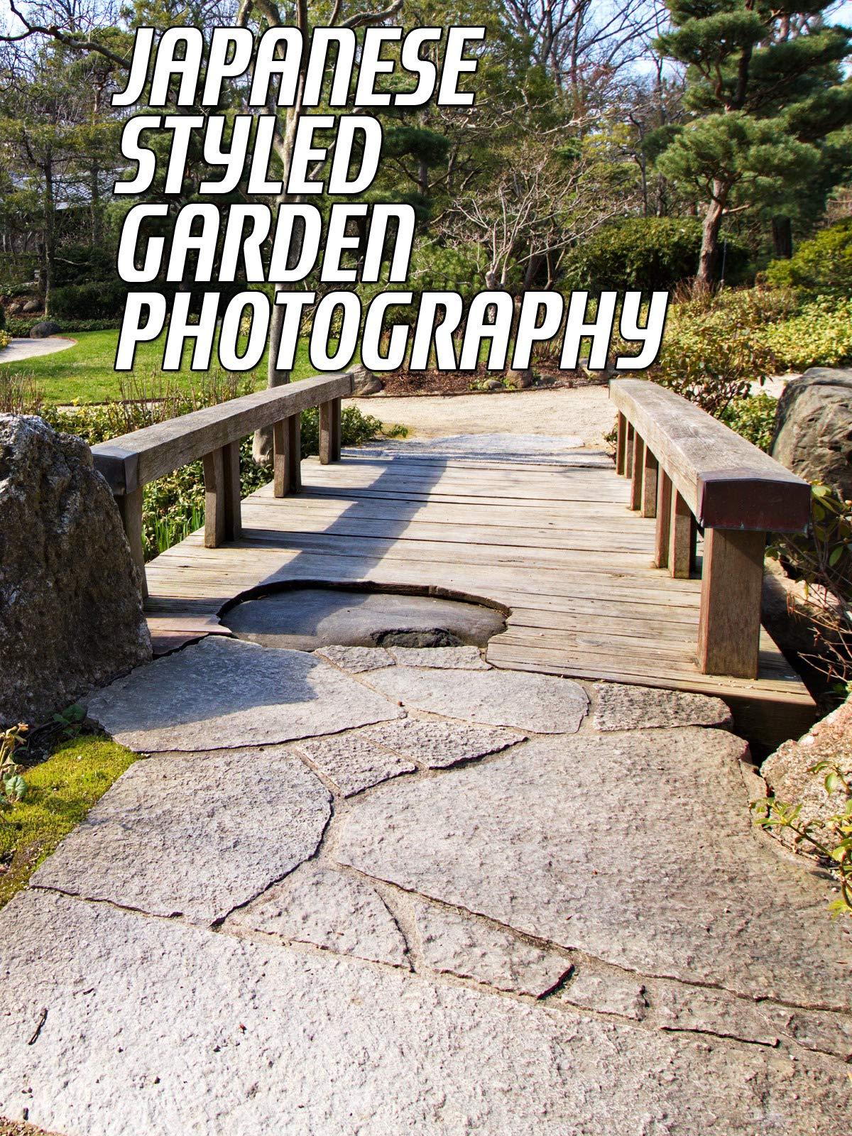 Japanese Styled Garden Photography