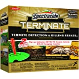 Spectracide Terminate Termite Detection & Killing Stakes, 5 ct (Tamaño: Case Pack of 1)
