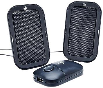 Micro Innovations 4330600 Enceinte pour MP3 & Ipod Noir