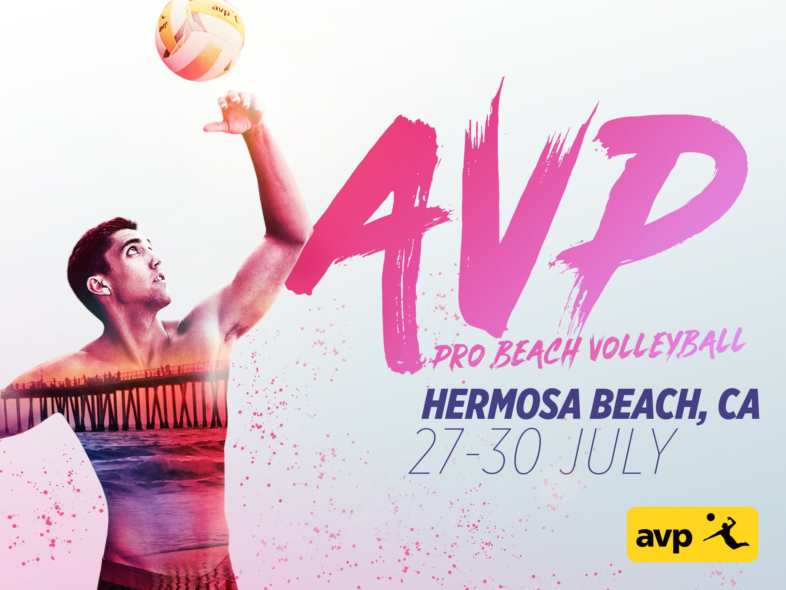 2018 AVP Hermosa Beach Open - Pro Beach Volleyball - 2018
