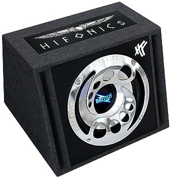 HIFONICS Gehäuse-Subwoofer BXi12-Reflex