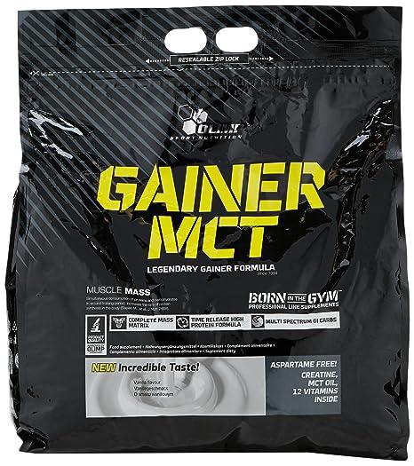 OLIMP Gainer MCT Vanille, 1er Pack (1 x 6.8 kg)