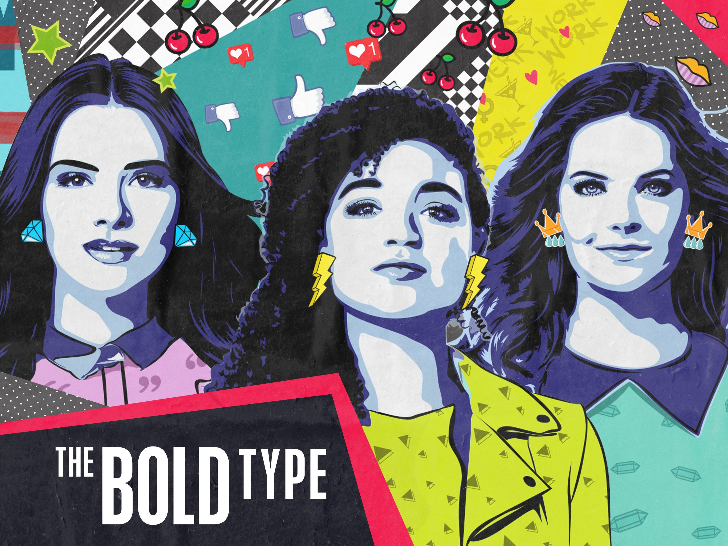 The Bold Type on Amazon Prime Instant Video UK