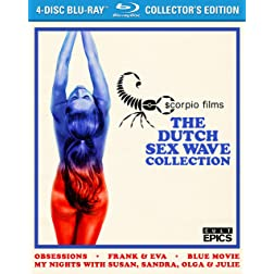 Scorpio Films: The Dutch Sex Wave Collection [Blu-ray]