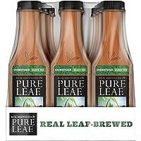 12-Pack Pure Leaf Iced Tea, Unsweetened, Real Brewed Black Tea
