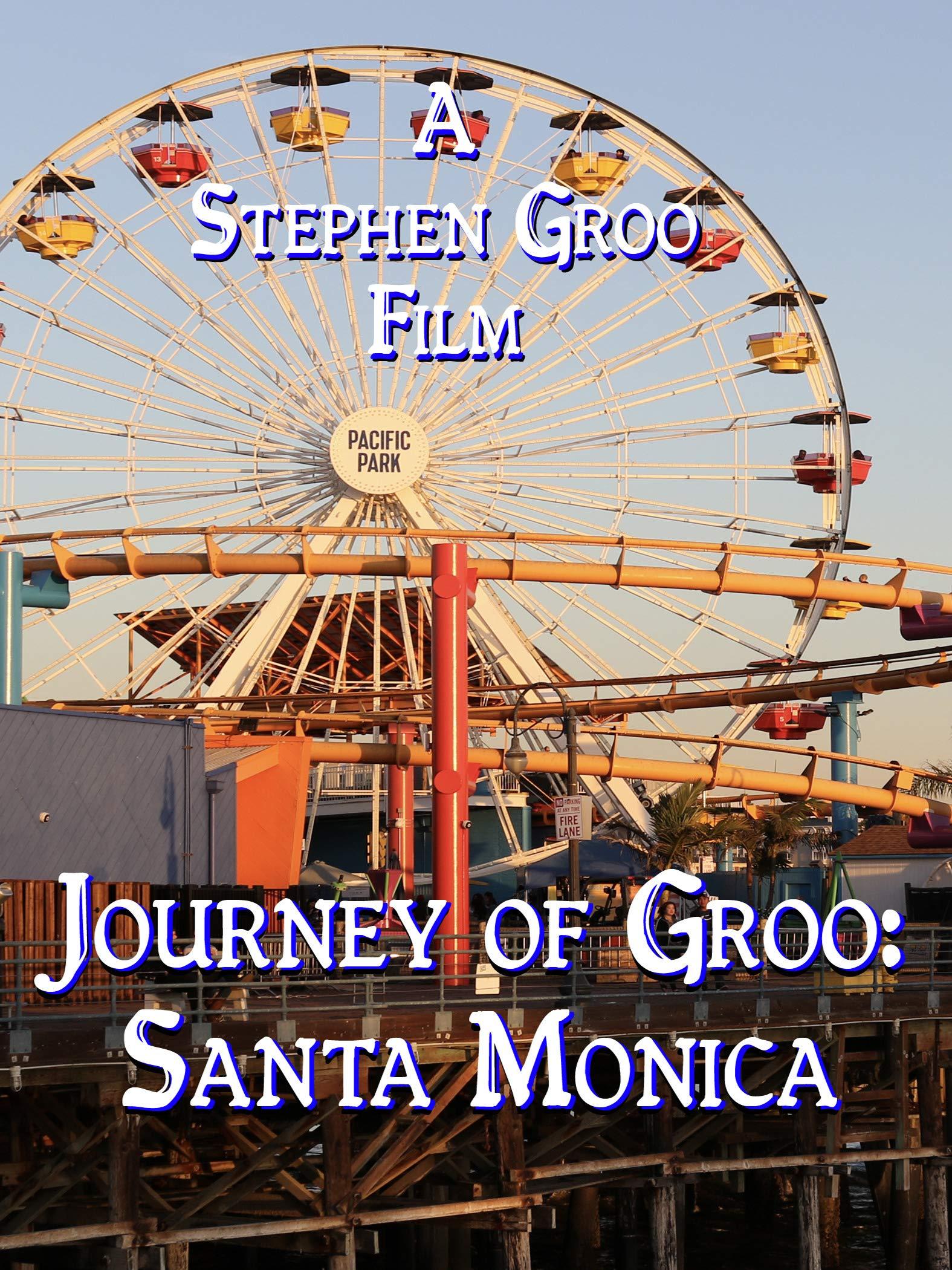 Journey of Groo: Santa Monica