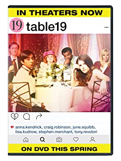 Book Cover: Table 19