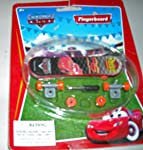Disney Cars Fingerboard Skateboard Collection Nothing But Speed