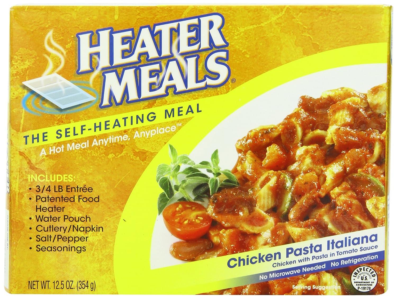 Heater Meals 3 Heater Meals Chicken Pasta