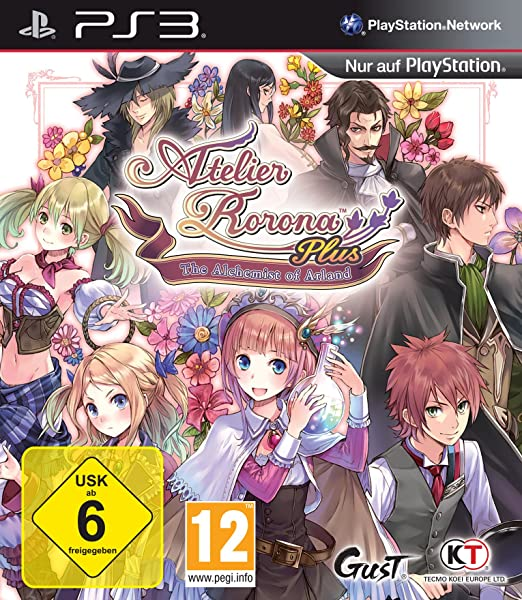Atelier Rorona Plus, PS3