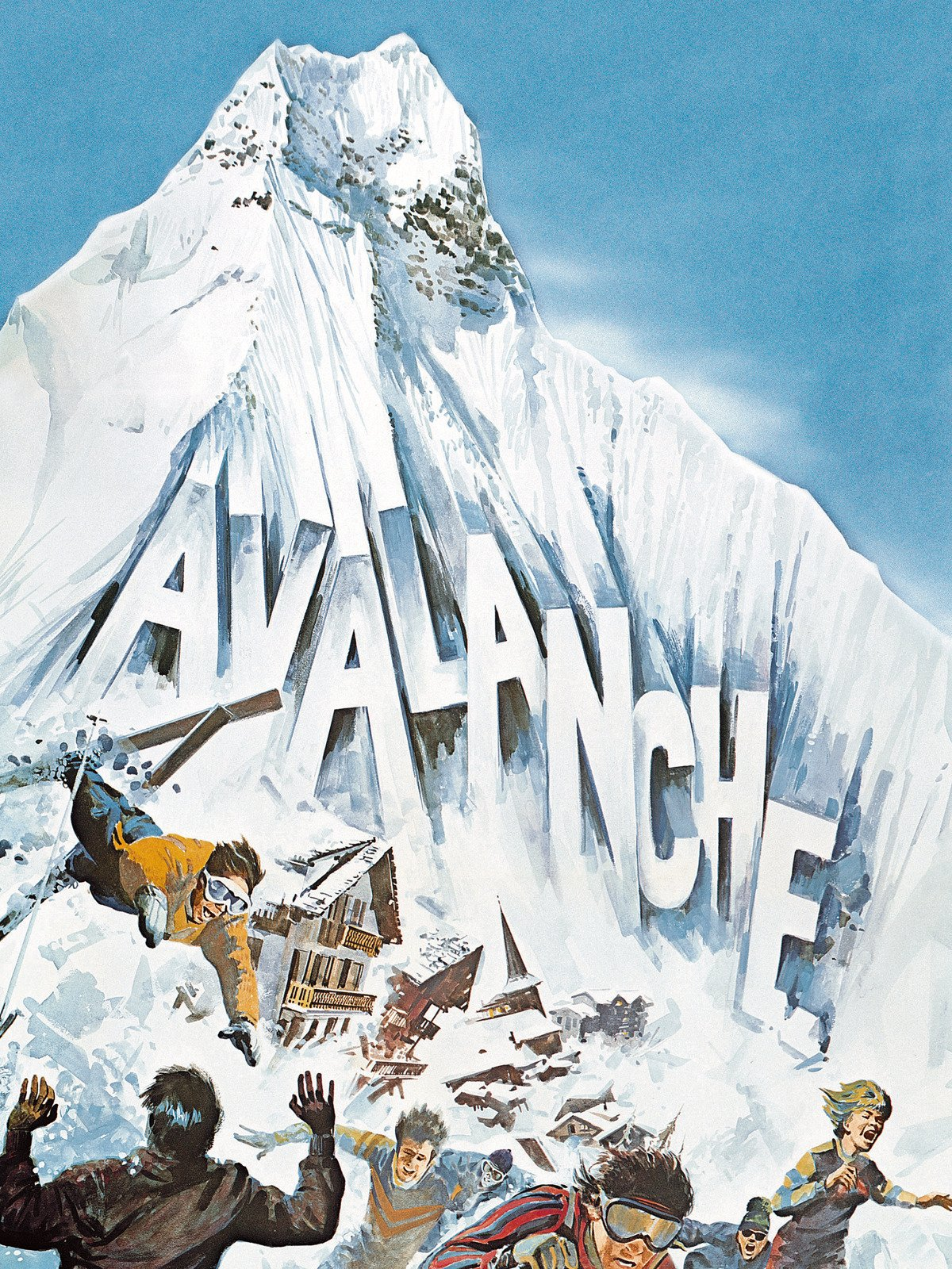 Avalanche on Amazon Prime Instant Video UK