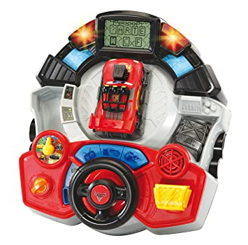 VTech - 197105 - Cars 3 - Stand Super Champion Éducatif