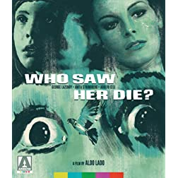 Who Saw Her Die? [Blu-ray]