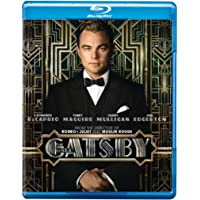 The Great Gatsby on Blu-ray
