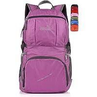 Outlander Packable Handy Lightweight Travel Hiking Backpack Daypack+Lifetime Warranty