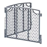 Evenflo Versatile Play Space 2-Panel Extension, Cool Gray (Color: Cool Grey)