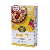 Nature's Path Organic Gluten Free Cereal, Whole O's, 11.5 Ounce Box (Pack of 6) (Tamaño: 11.5 Ounce (Pack of 6))