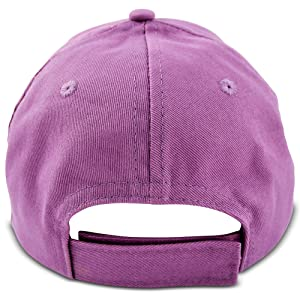17bbc141068 Hasbro Girls Little Pony Baseball Cap
