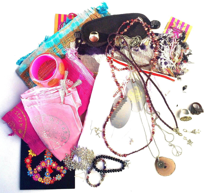 Luxus Adventskalender für Frauen und Mädchen, 24 Teile, Geschenk Set Mode & Schmuck