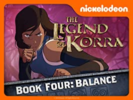 The Legend of Korra Book 4